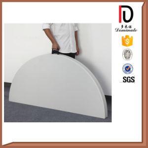 6 Feet Flash Furniture Round Plastic Folding Table