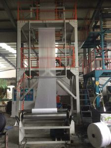 ABA 3 Layer Co-Extrusion Film Blowing Machine-1200 pictures & photos