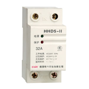 Over/Under Voltage Time-Delaying Protector/Motor Protector/ Motor Protection (HHD5-II) pictures & photos
