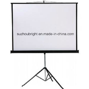 Tripod Projection Screen Projector Screen with Competitive Prices Tripod Screens