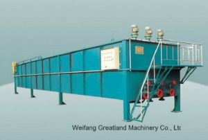 Cavitation Air Flotation (CAF) Machine for Waste Water Treatment Industry pictures & photos