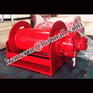 Custom Built Marine Winch pictures & photos