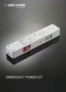 DJ-04A Flameresistant Emergency Power Supply with CB