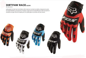 Racing Gloves off-Road Motorcycle Gloves Riding Gloves Cycling Fox Gloves