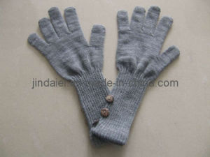 Fashionable Lady′s Long Gloves