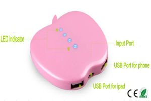 Hot Sell for iPhone5 Portable Power Bank