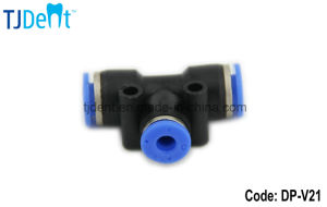 Dental Unit Spare Part Lab Air Compressor Tubes Adapter Tubes Adapter (DP-V21) pictures & photos