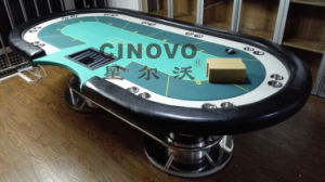 New Solid Wood Poker Table (New Model-PT98) pictures & photos