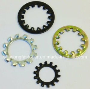 Lock Washer / Serrated Washer (DIN6797A, J) pictures & photos