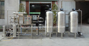 2tph RO Demineralized Water Treatment Plant/ Commercial RO Drinking Water Making Machine pictures & photos