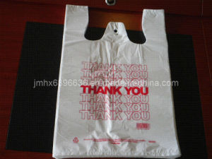 HDPE Shopping Bag with Printing