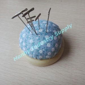 Nickel-Plated Steel T Pins for Sewing