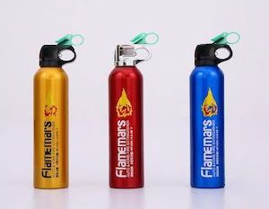 Flamemars Fire Extinguisher