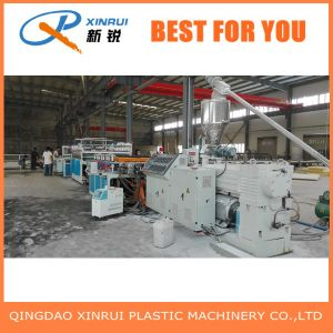 High Capacity PVC Plastic Foam Board Making Machine Extruder pictures & photos