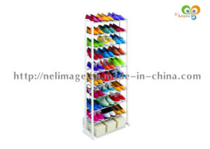 Amazing Shoe Rack for 10 Tiers Shoes Shelf
