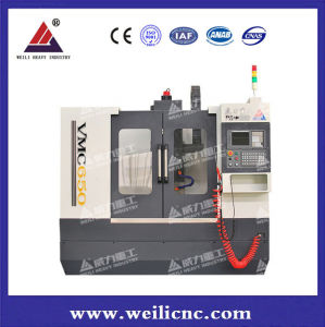 4 Axis Mini CNC Milling Machine Center