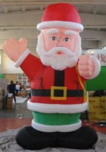 Christmas Inflatables.Gaint And Beautiful Christmas Inflatables