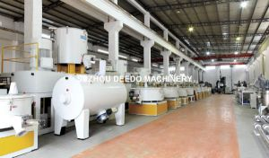 High Speed Mixer Machine for Extrusion pictures & photos
