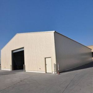Galvanized Light Steel Structure Warehouse pictures & photos