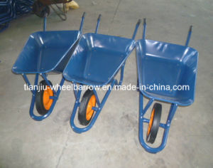60 L 5 Cbf Blue South Africa (Wb3800) Wheel Barrow pictures & photos