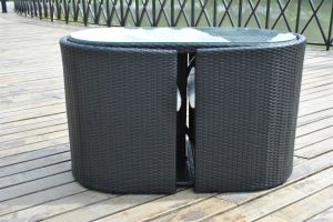 SGS Approved PE Rattan Garden Furniture