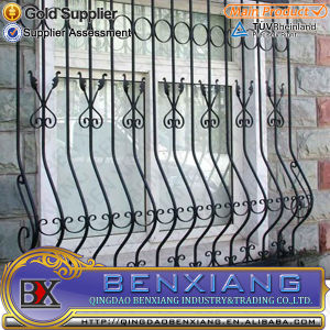 2016 Wholesale Price Wrought Iron Window Grills pictures & photos