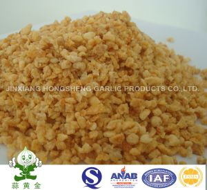 Fried Garlic Granules for Hot Sale
