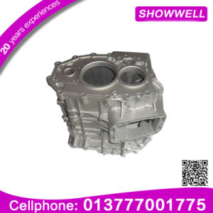 Auto Parts Die Casting Made by Aluminum Form China