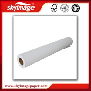 1.6m 75GSM Non-Curl Instant Dry Sublimation Transfer Paper Supplier pictures & photos