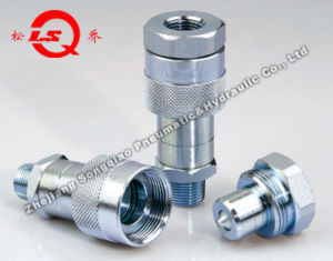 Kze-B Thread Locked Type Hydraulic Quick Coupling pictures & photos