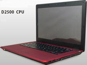 Laptop Netbook Notebook Atom D2500, Support 3G /WiFi, DVD-RW