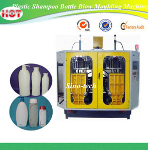 Plastic Shampoo Bottle Blow Moulding Machine pictures & photos