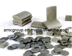 Disc Magnet Sintering SmCo Magnets pictures & photos