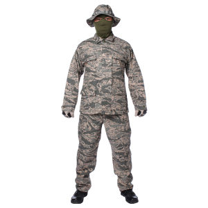 China Us Air Force Abu Camo Airman Battle Bdu Uniform Set