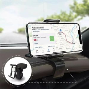 Snap Type Phone Bracket Car Mobile Phone Holder with Free Car Vent Phone Holder