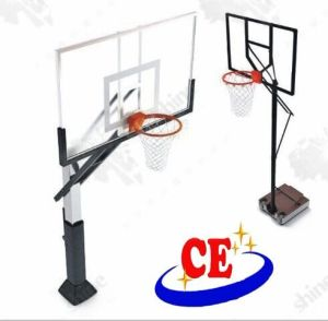 High Impact Resistance Polycarbonate (PC) Basketball Baord