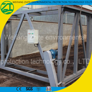 Energy Saving Organic Fertilizer Compost Turner pictures & photos