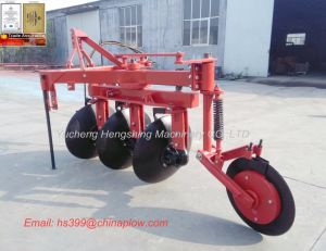 Farm Tractor High Quality Doubel Way Disc Plough Hot Sale pictures & photos