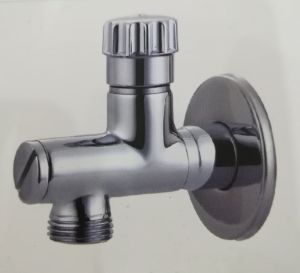 Round Shape Plumbing Angle Valve on The Wall (YD-5034) pictures & photos