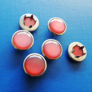 Colorful Pearl Prong Snap Button for Garments pictures & photos