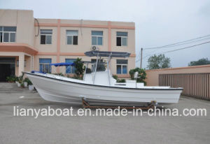 Liya 7.6m General Cargo Vessel for Sale Panga Fishing Boat pictures & photos