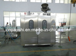 Glass Bottle Filling Machine, Vacuum Filling Machine, Soft Drink Machine pictures & photos