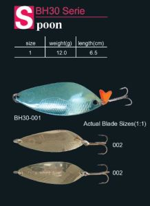 Spoon Lure/Bait-Fishing Lure-Fishing Tackles Sbh30-Sbh35 Serie