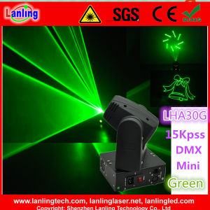 Mini Moving-Head Animation Laser Stage Lighting pictures & photos