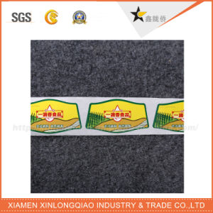 Label Printing Adhesive Paper Security Anti-Counterfeiting 3D Hologram Sticker pictures & photos
