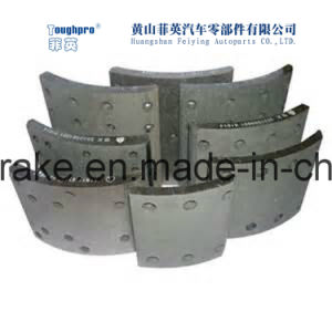 Brake Lining, Auto Spare Part, Automobile Parts with Asbestos or Asbestos Free pictures & photos