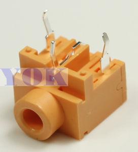 3.6mm Audio Jack Color Orange (PJ 3047S 1Y48Z2S)