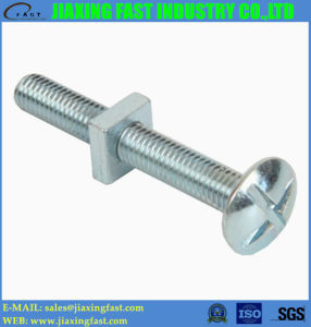 Roofing Bolts with Square Nuts