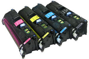 Color Toner Cartridge for HP 4600 (C9720)