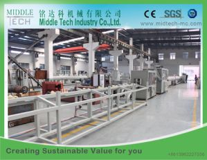 Plastic PVC Electric/Electrical Conduit Pipe/Tube Extruder Machinery
